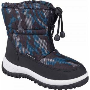 Willard CENTRY modrá 29 - Detská zimná obuv