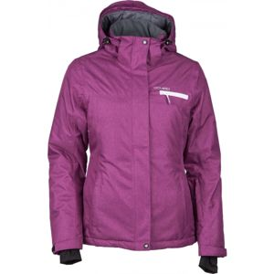 Willard JACKIE ružová M - Dámska lyžiarska bunda