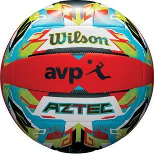 Wilson AZTEC VB ORBLUGR  NS - Lopta na plážový volejbal
