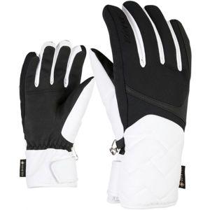 Ziener KYRENA GTX W biela 6 - Dámske rukavice